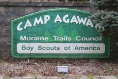 2020 Service Day (Camp Agawam)